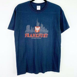 Frankfurt Germany Travel Souvenir T-Shirt Tee Top